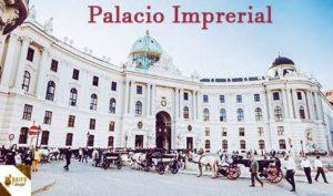 Palacio Imperial viaje a viena