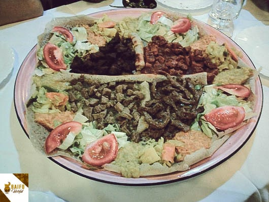 restaurantes etiopes en milan