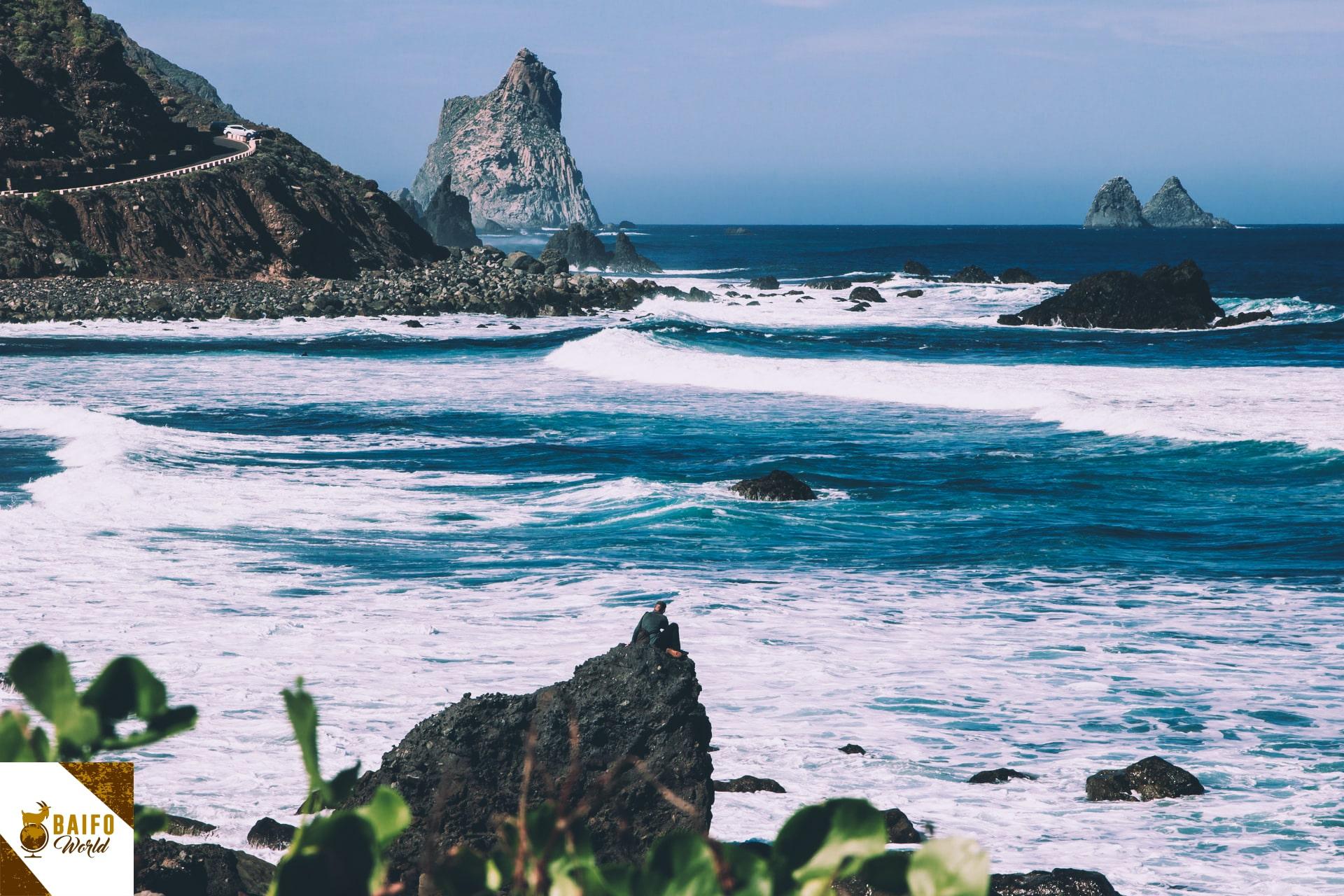 la mejor playa de tenerife