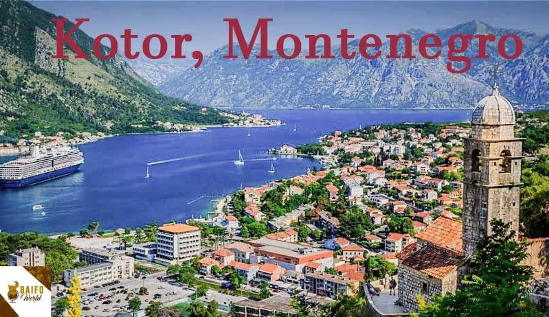 Cosas que hacer en Kotor