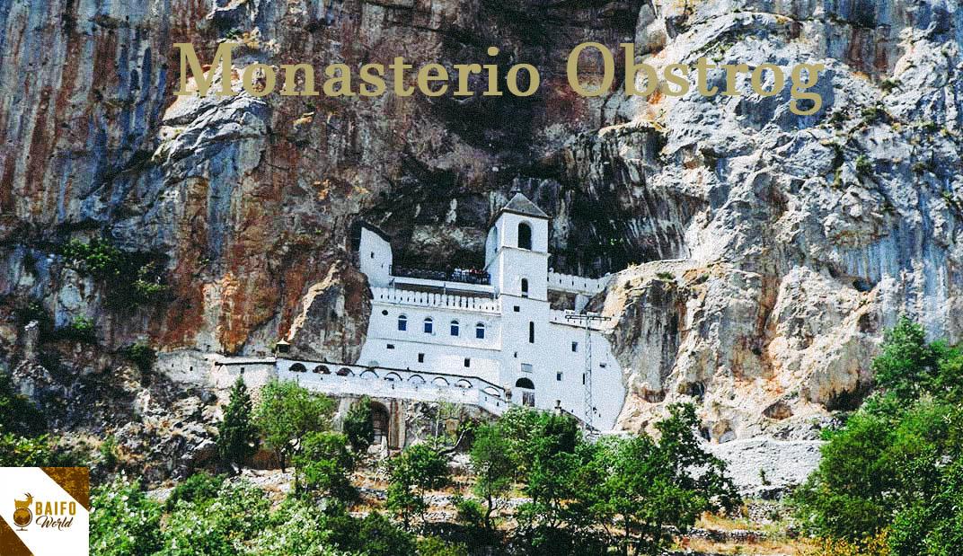 Monasterio de Ostrog Montenegro