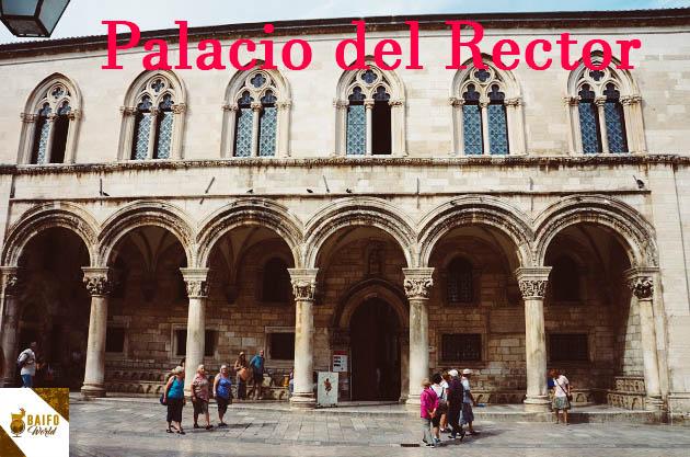 Palacio del Rector Dubrovnik