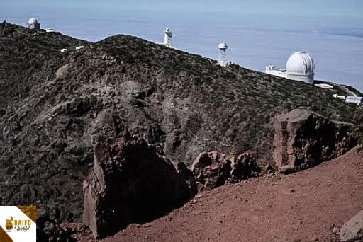 Observatorio Astrofisico Roque de los muchachos