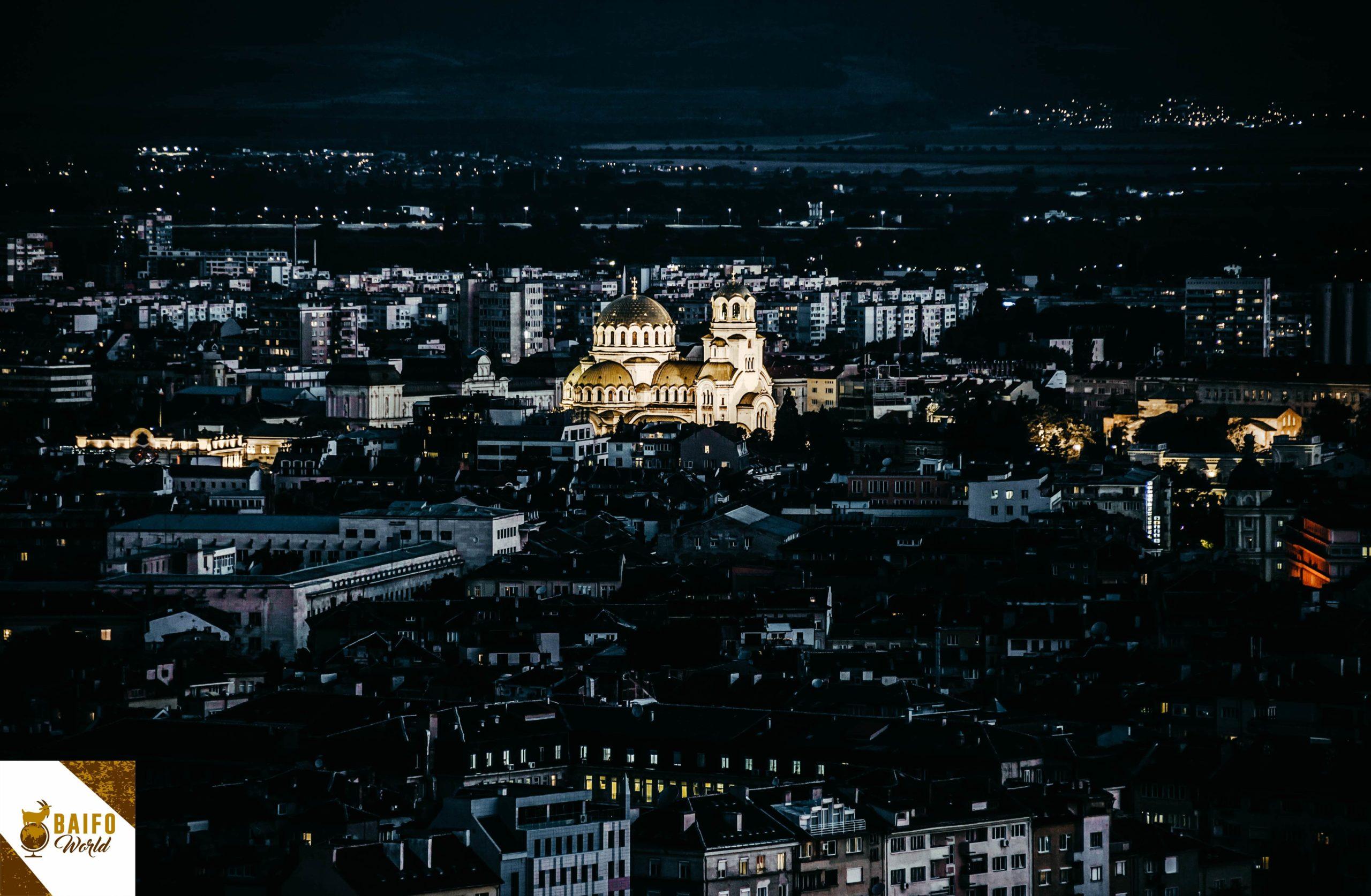 capital de bulgaria