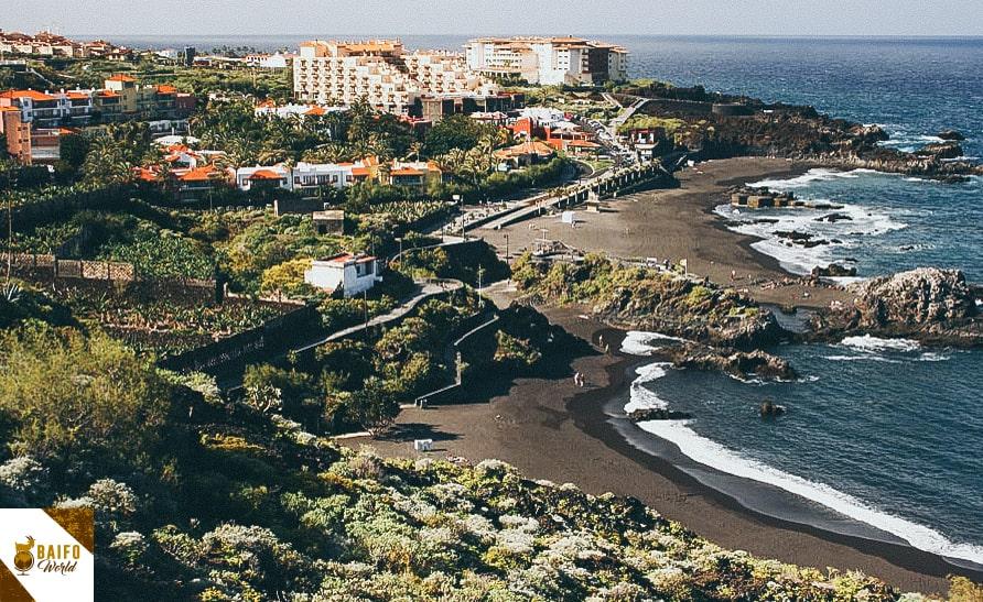 Donde hacer snorkel en la Palma