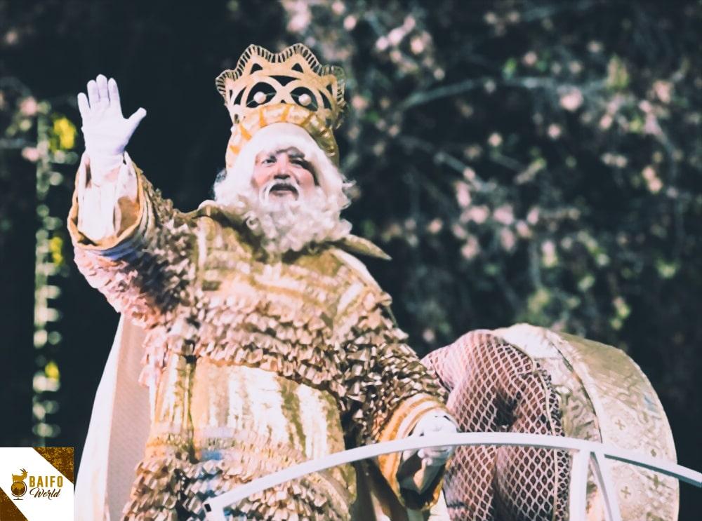 cabalgata reyes magos tenerife