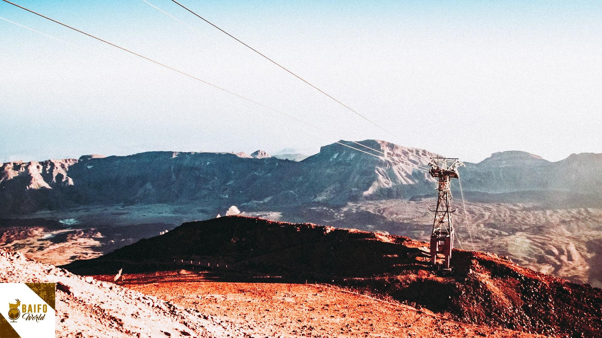como subir al pico del Teide