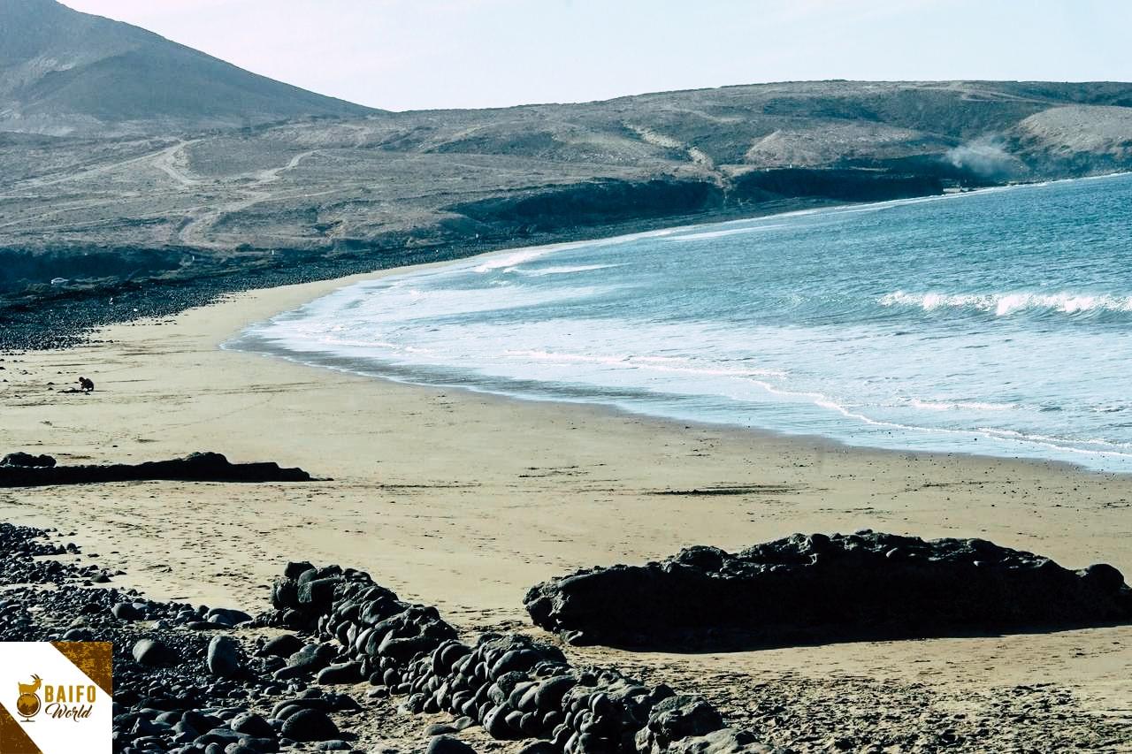 playa vargas Gran Canaria