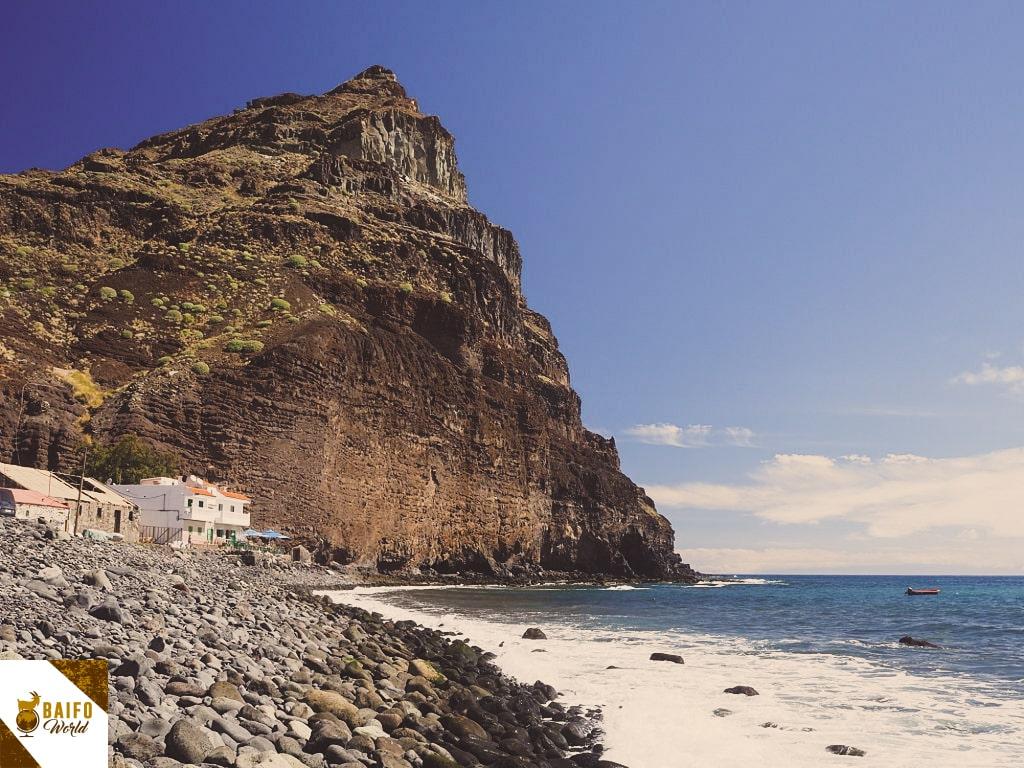 playa tasarte Gran Canaria Canarias