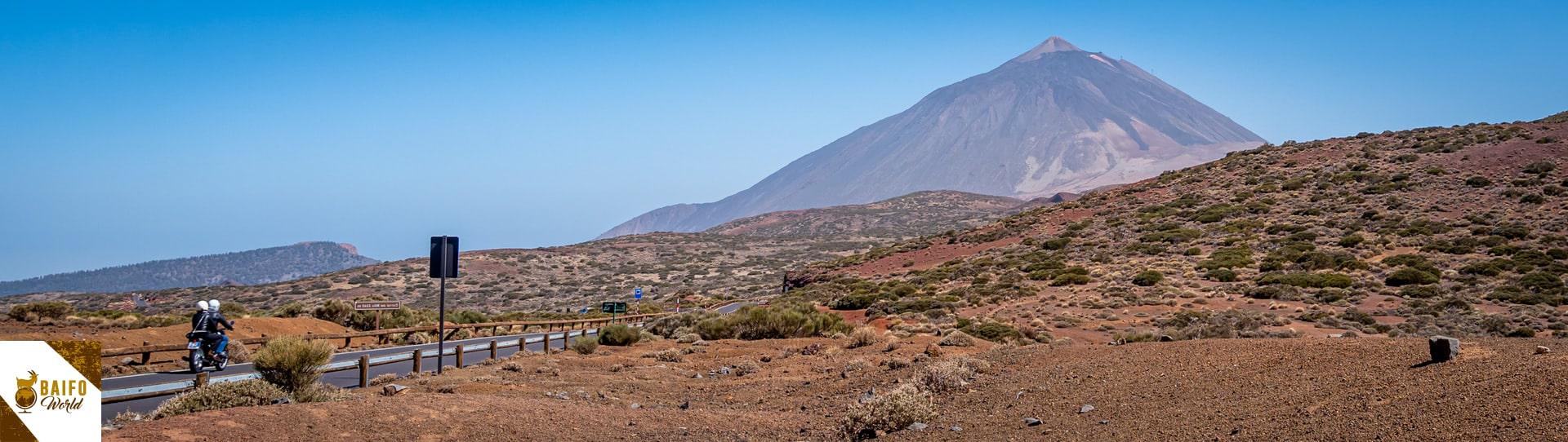 donde dormir en el Teide