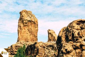 ruta de senderismo roque nublo gran canaria