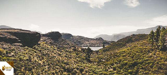 ruta senderismo las tres presas gran canaria