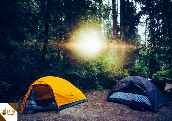 donde acampar en gran canaria
