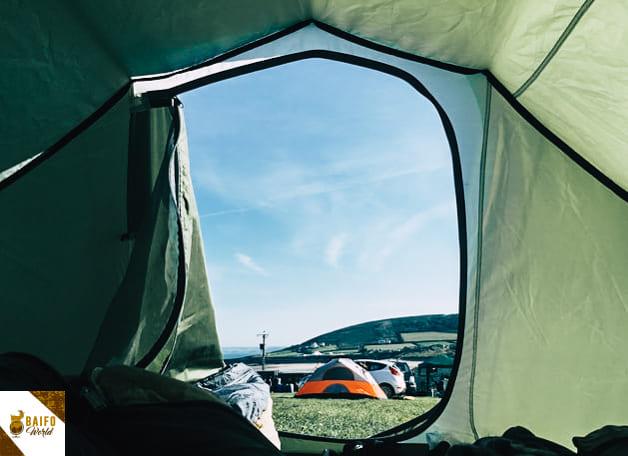 zonas de acampada de Gran Canaria