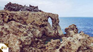 Charco de la mareta Tenerife Norte