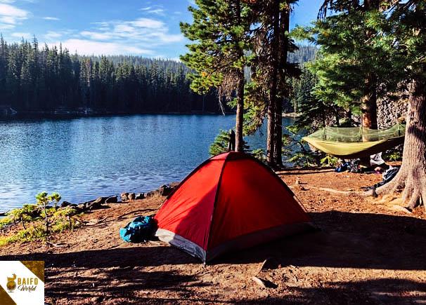 camping en España