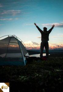 camping montaña españa