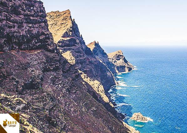 mejores miradores de Gran Canaria