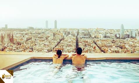 mejores hoteles barcelona