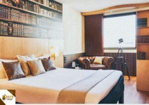 hotel centrico barato barcelona